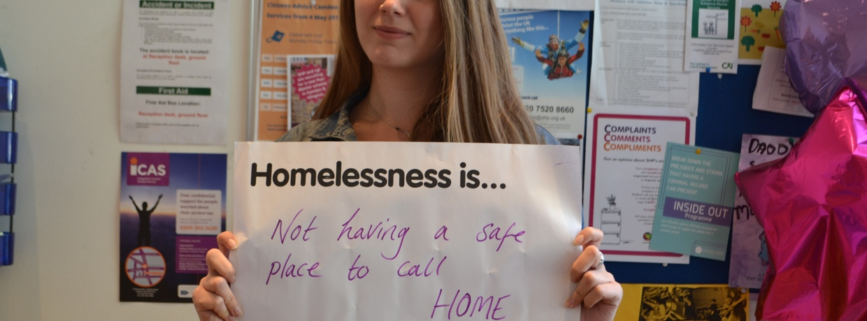 #HomelessnessIs campaign shines a light on 'hidden homeless'