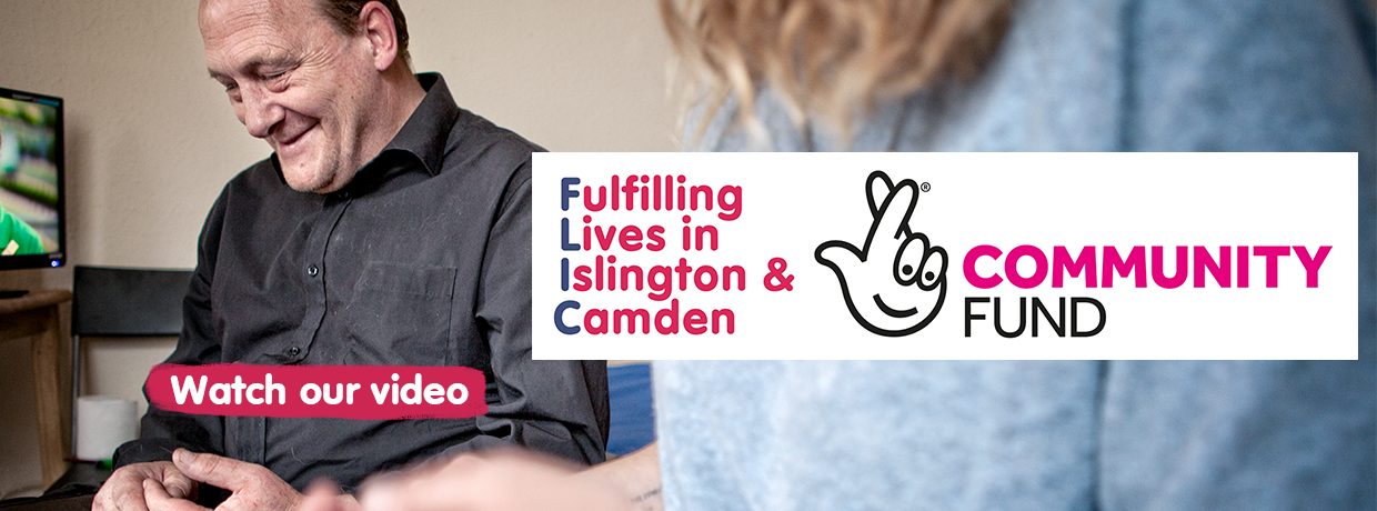 Fulfilling Lives in Islington and Camden