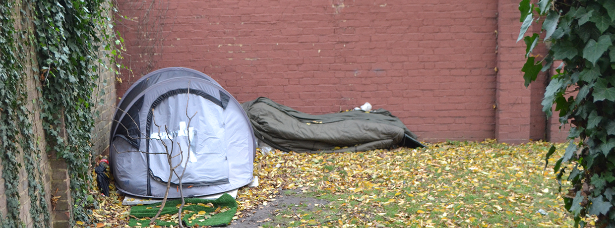 Government is in denial over rough sleeping, says SHP