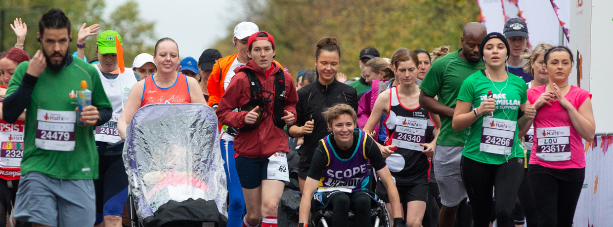 Run the Royal Parks Half - April 2021!