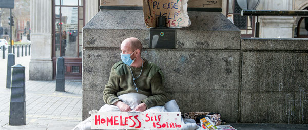 SHP joins campaign to stop deportation of migrant rough sleepers
