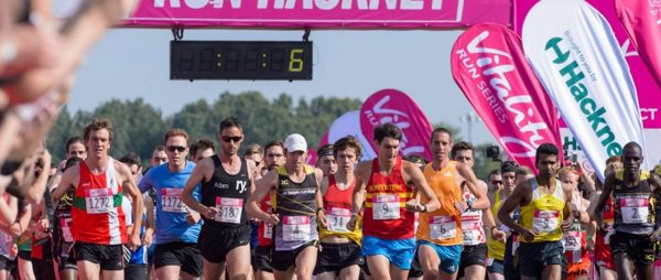 Run the Hackney Half - September 2021!