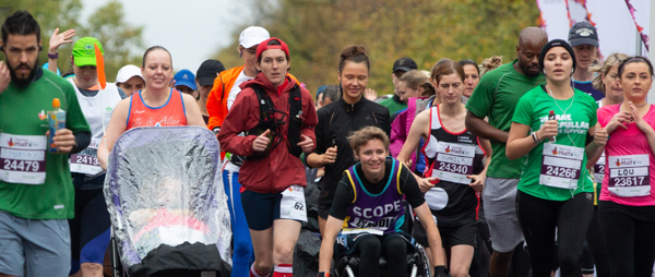 Run the Royal Parks Half - October 2021!